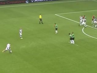 Photo of Haftanın en güzel frikik golü futbolseverleri büyüledi-izle