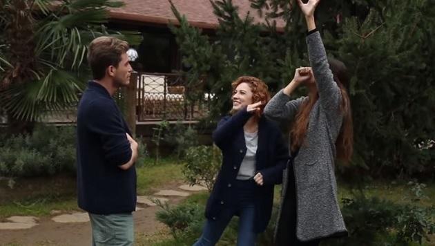 Photo of İnadına Aşk'ın 18. bölümünde kamera arkasında neler yaşandı?-izle