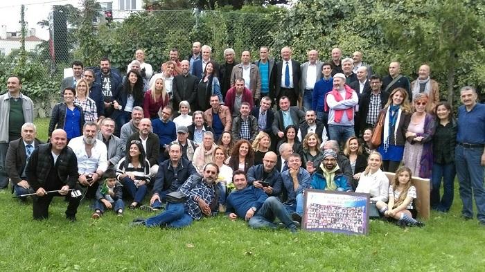 Photo of Eski TGRT çalışanları hasret giderdi