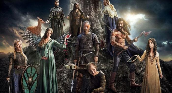 Photo of Vikings Dizisi Çizgi Roman oluyor
