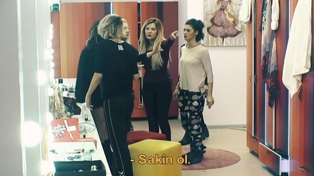 Photo of Big Brother Türkiye'de Rezan ve Funda birbirine girdi-izle
