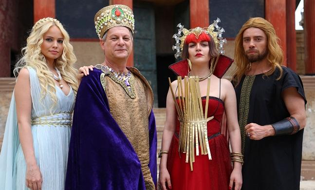 Photo of Bizans Oyunları filmi vizyona çıkıyor