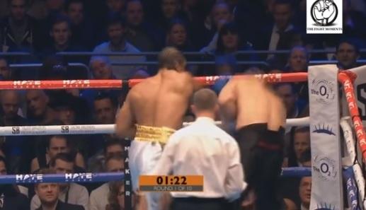 Photo of Ünlü boksör David Haye rakibine ringi dar etti…İşte o nakavt anları-izle