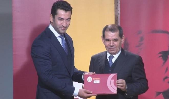 Photo of Kenan İmirzalıoğlu resmen Galatasaray üyesi oldu