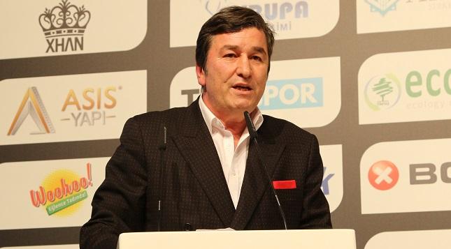 Photo of TSYD Başkanı Oğuz Tongsir logo eleştirilerine isyan etti!