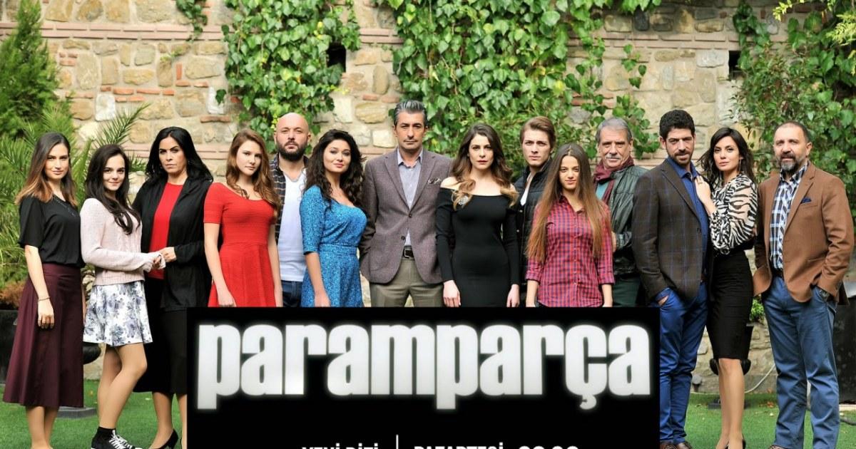 Photo of Paramparça dizisinin ünü sınırları aştı