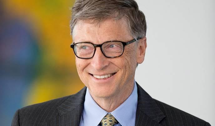 Photo of Böyle olur Bill Gates'in zenginliği…