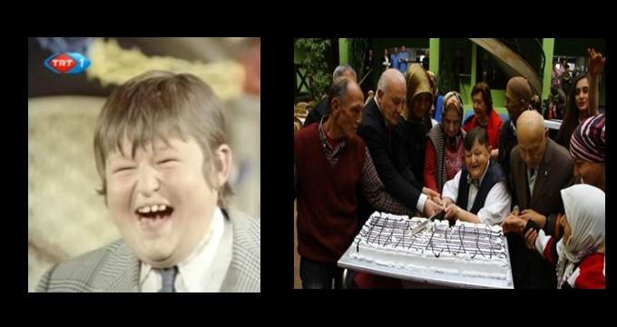 Photo of Bir zamanların çocuk yıldızı Şişko Nuri 66 yaşına girdi