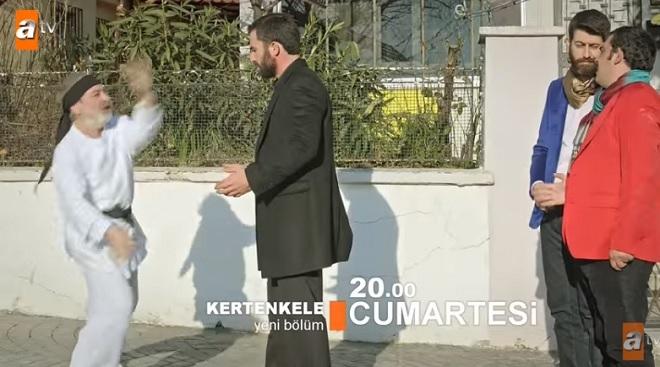 Photo of İşte, Kertenkele'nin Turabi'li 52. bölüm fragmanı-izle