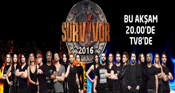Photo of Survivor 2016 macerası bu akşam TV8 ekranında başlıyor