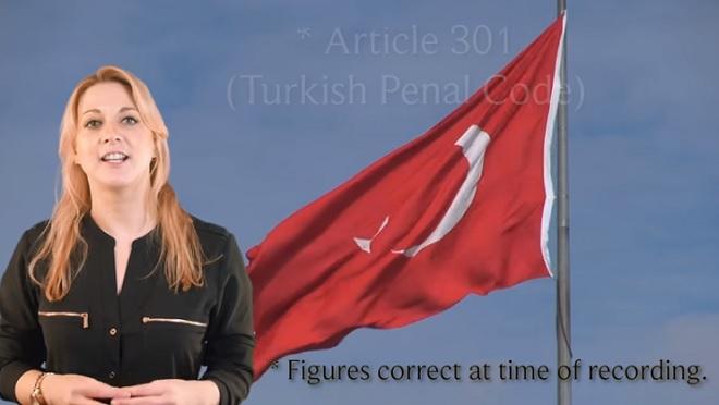 Photo of Türkiye düşmanlığı yapan propaganda videosuna İngiltere'den de tepki var