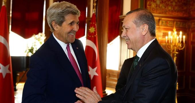 Photo of Cumhurbaşkanı Erdoğan'ın ABD ile kritik görüşmesinde yaşananlar