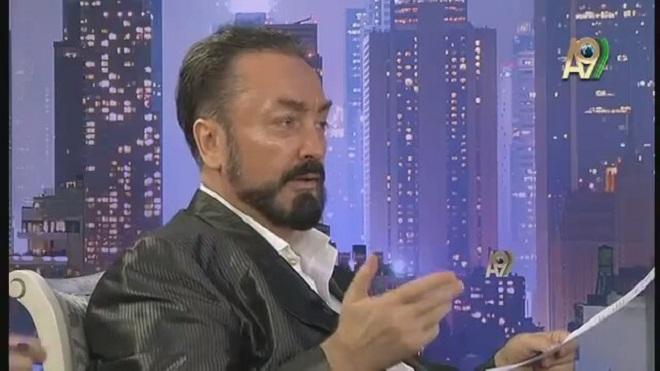 Photo of RTÜK'ten Adnan Oktar'ın kanalına DEAŞ müeyyidesi