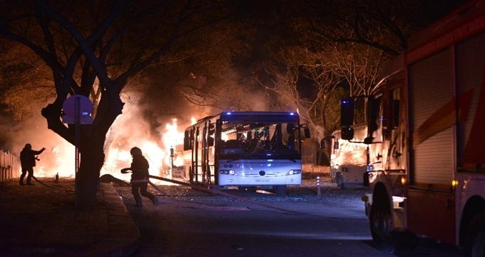 Photo of Ankara patlamasında acı bilanço yükseldi