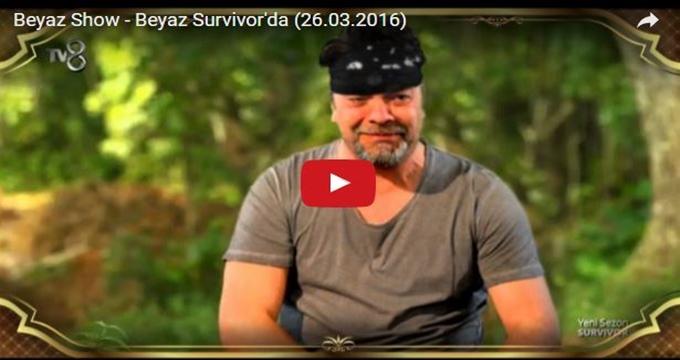Photo of Beyaz Survivor'a giderse skeci gülmekten kırdı geçirdi