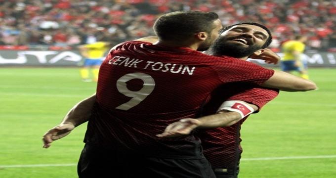 Photo of Türkiye 2-1 İsveç, Cenk'imiz mübarek olsun