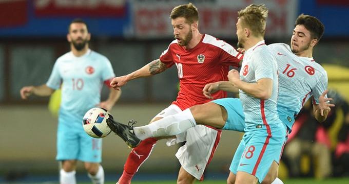 Photo of Milliler yine ezdi geçti Avusturya 1- 2 Türkiye