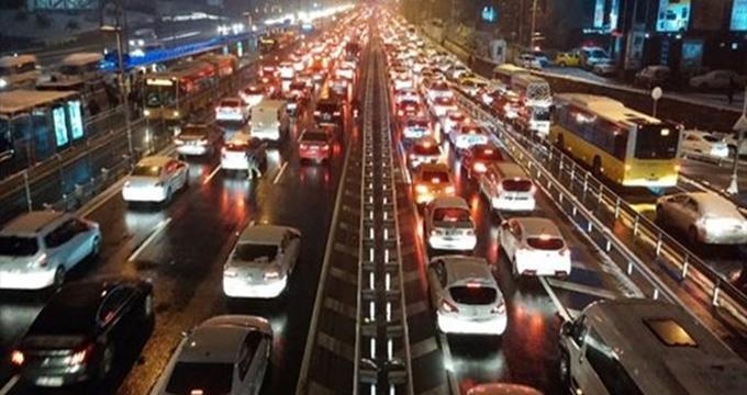 Photo of Yarın İstanbul'da bu yollar trafiğe kapalı