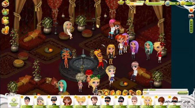 Photo of Facebook'ta oynanan Avataria oyununa yasaklama