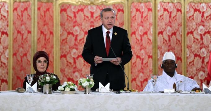 Photo of Cumhurbaşkanı Erdoğan'dan İslam zirvesinden umut dolu açıklama