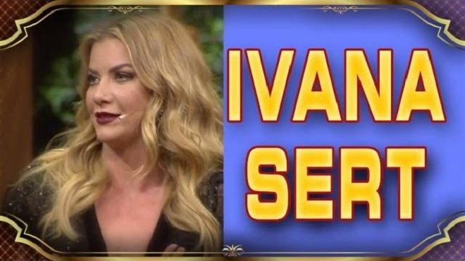 Photo of İvana Sert Beyaz Show'a Türkçesiyle damga vurdu