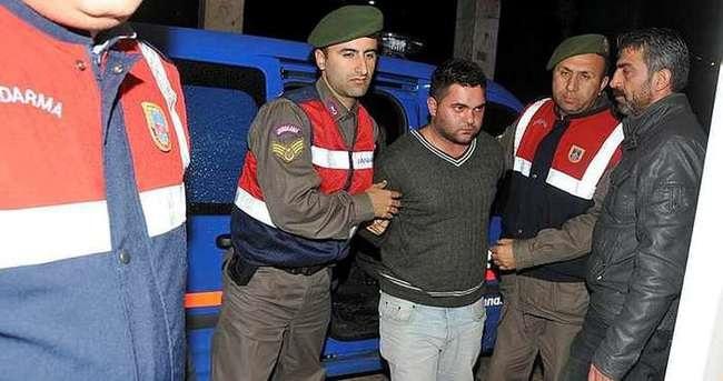 Photo of Özgecan'ın katilinin cenazesindeki detay