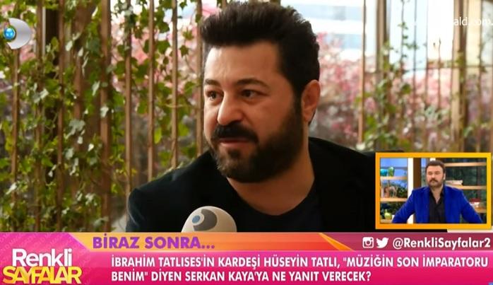 """Photo of Serkan Kaya'nın """"son imparator benim"""" çıkışına cevap İbrahim Tatlıses'in kardeşinden geldi"""
