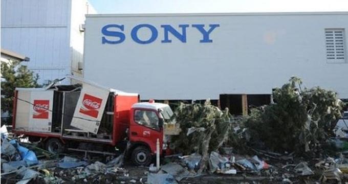 Photo of Teknoloji devi Sony deprem yüzünden kepenk kapattı