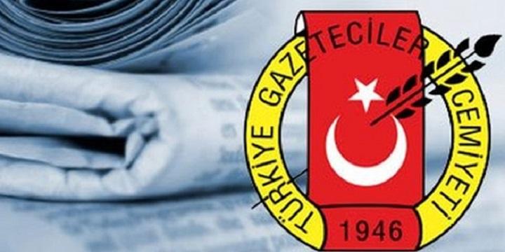 Photo of Türkiye Gazeteciler Cemiyeti(TGC) yeni yönetimini seçti