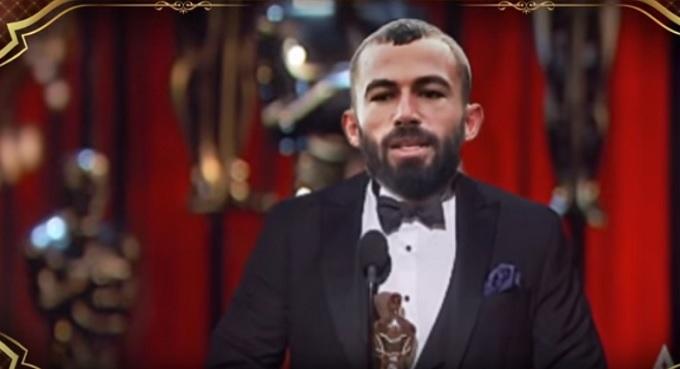 Photo of Turabi Oscar'da konuşursa