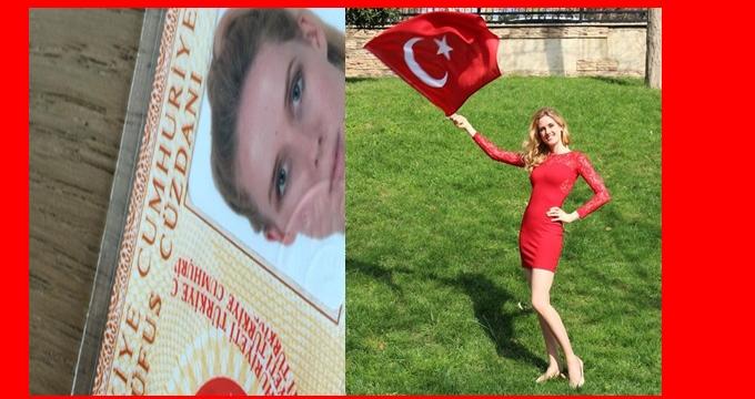 Photo of Ünlü oyuncu Wilma Elles resmen Türk oldu