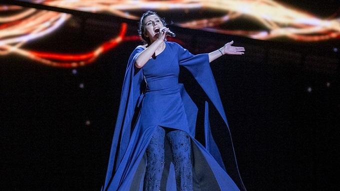 Photo of Eurovision Şarkı Yarışması'nda birinci Ukraynalı Kırım Türkü Jamala