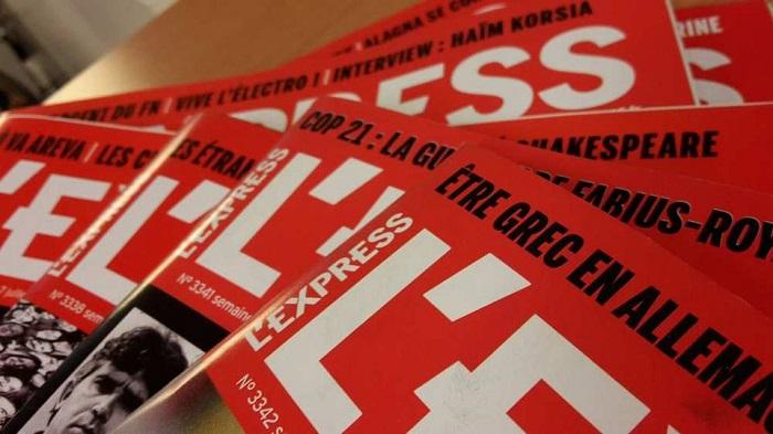 Photo of L'Express dergisinin işgüzarlığı… Fransız dergiye göre en tehlikeli Türk Erdoğan