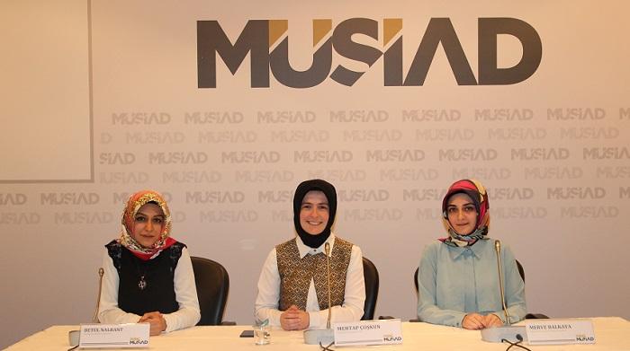 "Photo of MÜSİAD'tan ""Pembe Vagon"" kampanyasına destek"