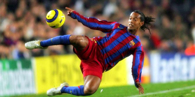 Photo of Ronaldinho Süper Lige doğru