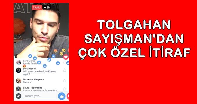 Photo of Tolgahan Sayışman'dan Diriliş Ertuğrul'la ilgili özel itiraf