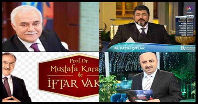 Photo of Televizyondaki Ramazan programlarına Diyanet neşteri