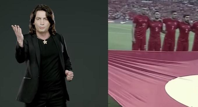 Photo of Murat Başaran'ın Milli Takımımız için söylediği marşın video-klibi izlenme rekoru kırıyor