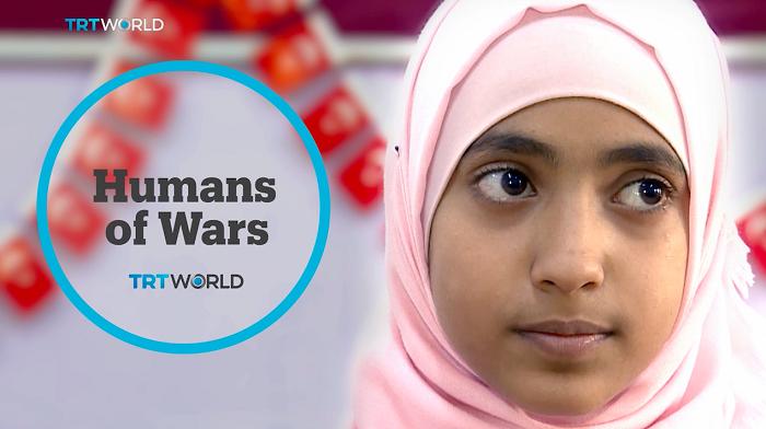 Photo of TRT World'den mülteciler için anlamlı proje: Savaşın İnsanları