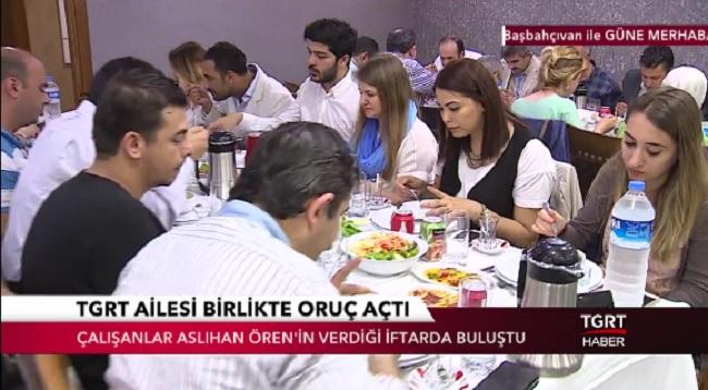 Photo of İhlas Holding medya çalışanları iftarda buluştu
