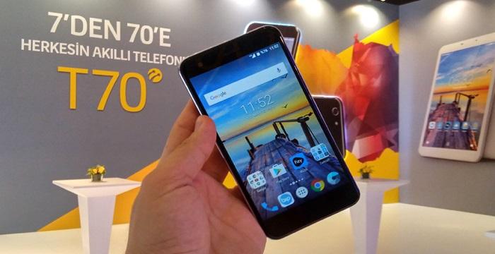 Photo of Turkcell T70 özellikleriyle herkesi şaşırtmaya devam ediyor!