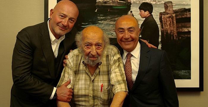 Photo of Ara Güler Doğuş Grubu'nun desteğiyle fotoğraf müzesi açıyor