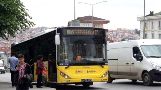 Photo of İstanbul'da ücretsiz toplu taşıma süresi tekrar uzatıldı