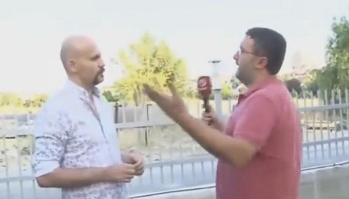Photo of Beyaz TV muhabiri Atalay Demirci'nin yüzüne tükürünce olanlar oldu