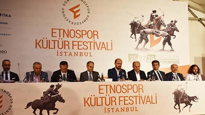 Photo of Etnospor Kültür Festivali'nde geleneksel değerlere sahip çıkılacağı karara bağlandı