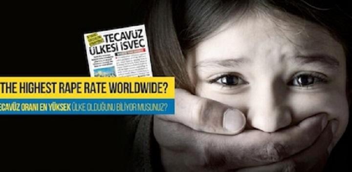 """Photo of """"İsveç'e gidip tecavüzcülere para kazandırmayın!"""""""