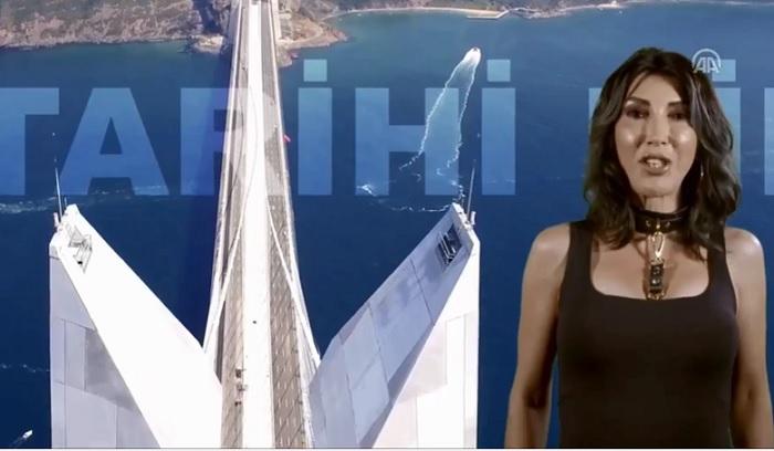 Photo of Ünlüler Yavuz Sultan Köprüsü'nün açılışı için özel klipte bir araya geldi