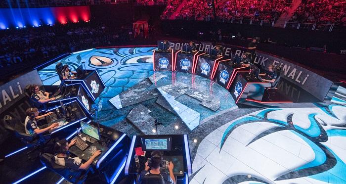 Photo of League of Legends Türkiye Büyük Finali'nde Şampiyon Dark Passage