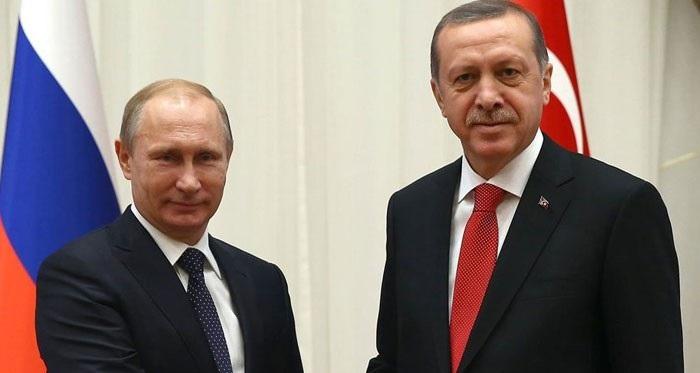 Photo of Erdoğan ve Putin 268 gün sonra tekrar bir arada!