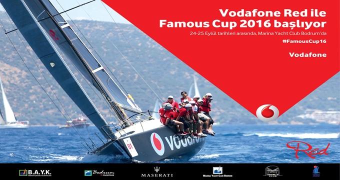 Photo of Vodafone en sosyal tekneyi seçiyor, Vodafone red famous cup heyecanı